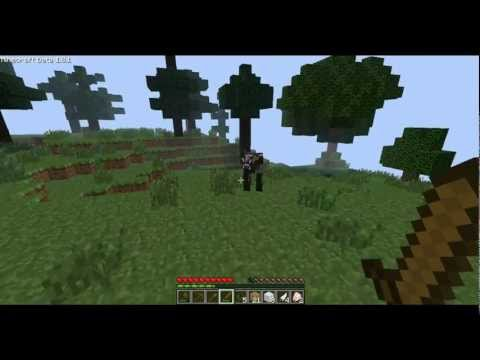 Surviving Minecraft: Episode 1 - Doms Got Wood