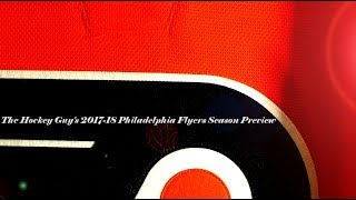 2017-18 Philadelphia Flyers Season Preview