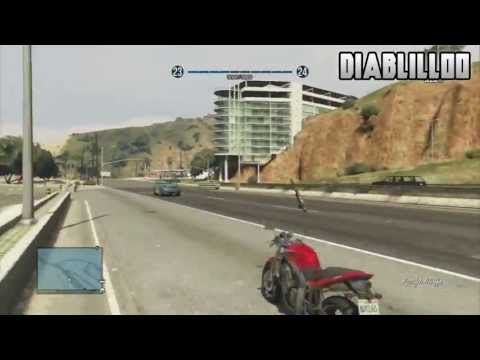 GTA V ONLINE: Truco Para Ser Invisible | Truco Para