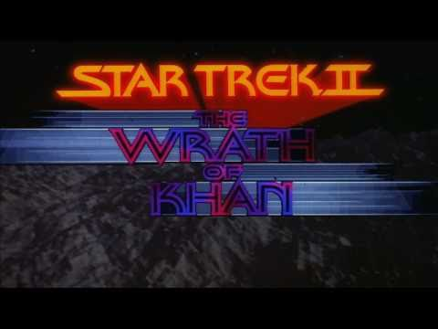 Star Trek II - The Wrath Of Khan [HD]