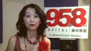 Capital 95.8FM Wang Lizhen