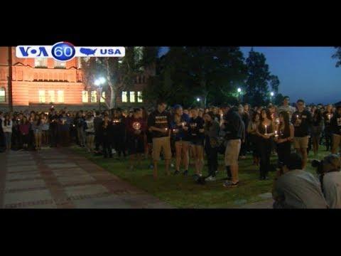 California tổ chức buổi cầu nguyện cho các nạn nhân vụ cuồng sát
