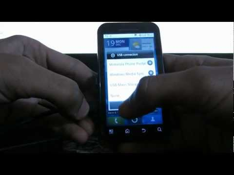 How To: Root Motorola Defy
