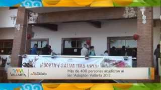 Más de 400 personas acudieron al 1er 'Adoptón Vallarta 2013'