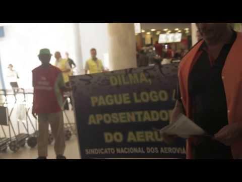 SNA lança Bloco dos Aeroviários Insatisfeito