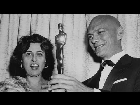 Yul Brynner winning Best Actor for