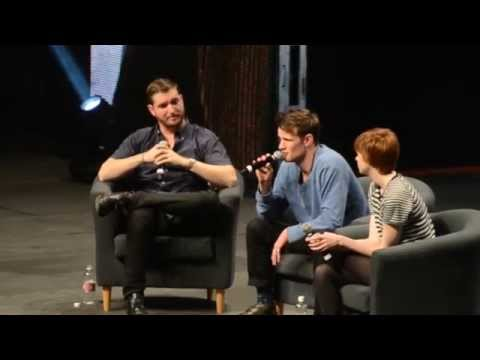 Calgary Expo - Doctor Who Panel - Matt Smith & Karen Gillan - April 2014 - Part 2/4