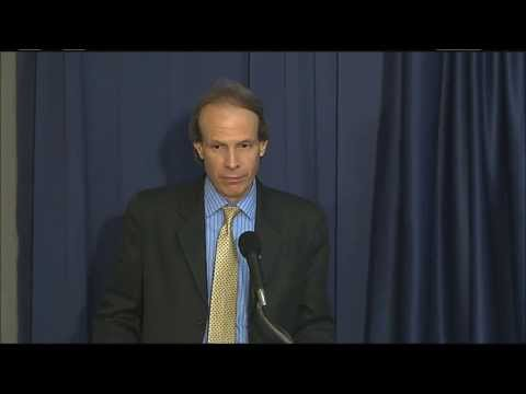 2014 Nuclear Materials Security Index Launch Press Conference #2 - Leo Abruzzese