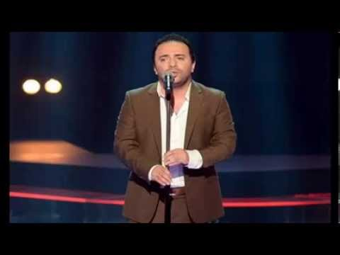 The Voice MBC Mehvan Salih Amedi Kurdish singer _ ميهفان صالح ئامئدى