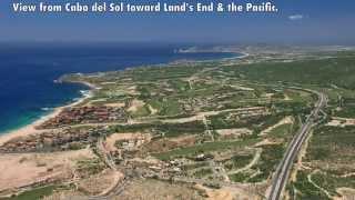 Cabo San Lucas Tourist Corridor - Aerial Photographs 2012