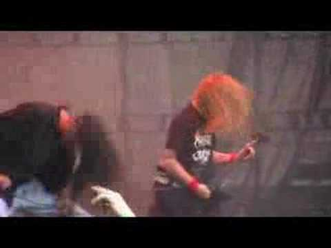 Malevolent Creation - Slaughter Of Innocence (Live)