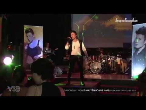 Nguyễn Hoàng Nam_Dancing all night (live)