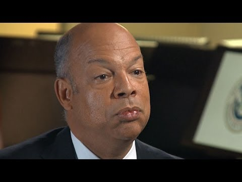 'This Week': DHS Secretary Jeh Johnson