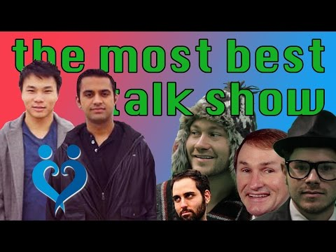 The Most Best Talk Show (Simple Pickup)