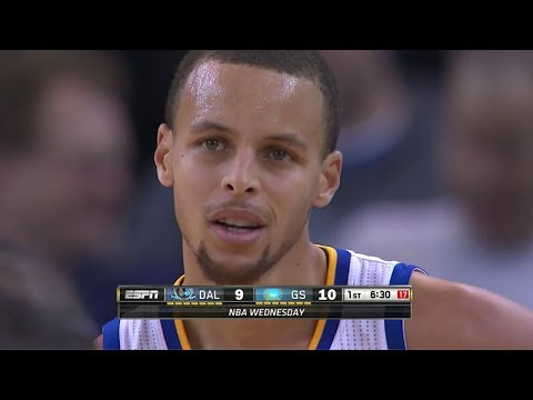 Stephen Curry Full Highlights vs Mavericks (2013.12.11) - 33 Pts, 10 Assists, Clinic!