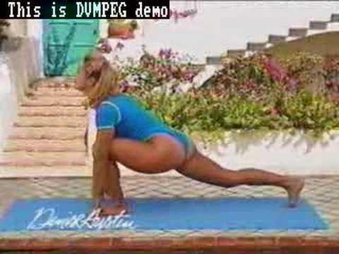 Denise austin s butt