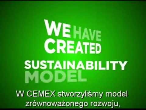 Zrównoważony Rozwój w CEMEX