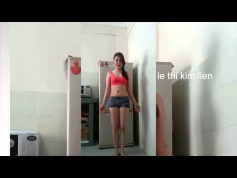 Le thi kim lien hàng khủng vú to ngực bự khoe hàng khủng trên facebook   YouTube 720p