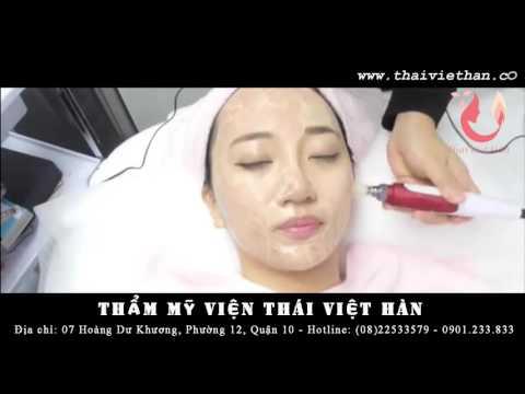 Cấy phấn cho da mặt thay kem nền trang điểm (công nghệ mới từ Hàn Quốc)
