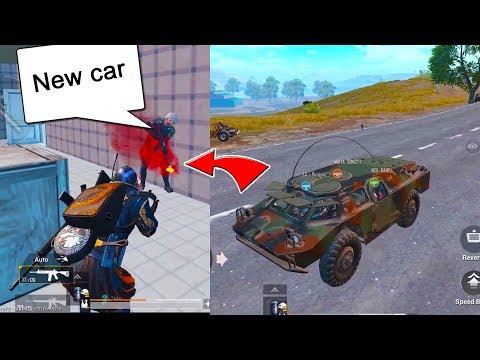 New UPDATE new GUNS new SKINS new VEHICLES 0.15.0 in PUBG Mobile