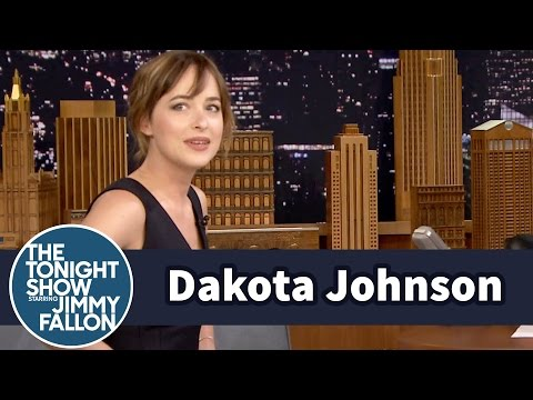 Dakota JohnsonEavesdropped to Perfect a Boston Accent