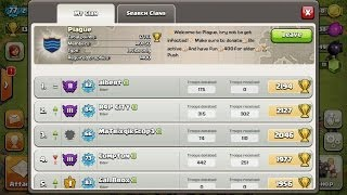 How To Make A Good Clan In Clash Of Clans (part 1)