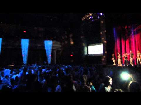 Hard Rock Cafe Orlando!! Fiesta Grupo Toselli! Video 5