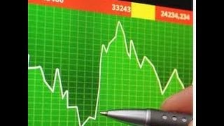 """Stock Charts"" Training How To Read An Hourly Stock Market"