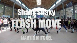 Shaky shaky flash move. Martín Mitchel