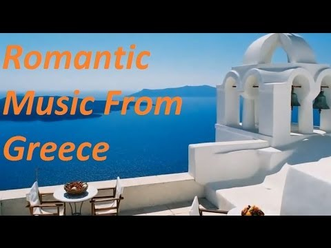 Romantic Greek(Greece)-Music (Mini-Mix) image