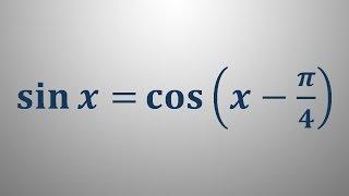 Trigonometrične enačbe 22