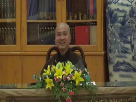Ni Trưởng Đầu Tiên Trong Phật Giáo - Thầy. Thích Pháp Hòa (Sept. 13, 2014)