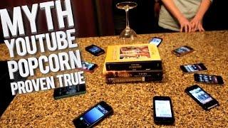Myth Proven True: Cell Signal Pops Popcorn