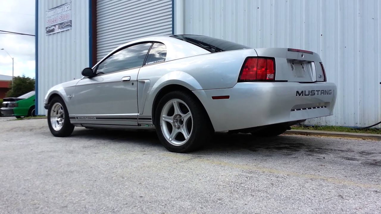 2001 mustang v6 single turbo idle clip youtube. Black Bedroom Furniture Sets. Home Design Ideas