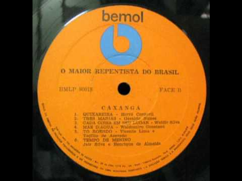 O maior repentista do Brasil