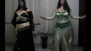 Dança Do Ventre Coreografia De Alessandra Fassarella