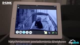 D-Link Kamera EyeOn Baby Prezentacja Rozwiązania