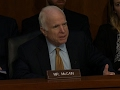 McCain Says He Was Tired During Comey Hearing