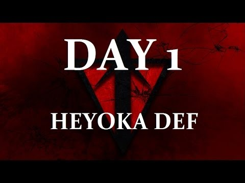 Planetside 2 - Day 1 - Heyoka Armory Defence TR Gameplay