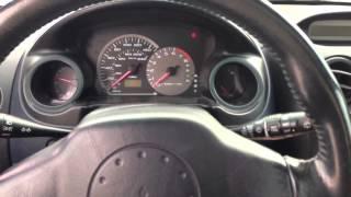 2003 Mitsubishi Eclipse GTS Cold Startup Bad Noise