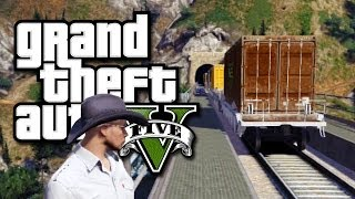 GTA 5 Online Funny Moments Helicopter Blender And