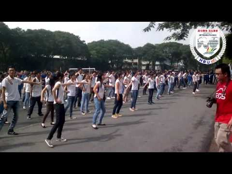 HBUi - dân vũ Nối vòng tay lớn 2012 - Tuần lễ sáng tạo