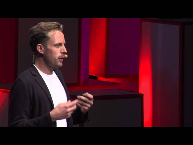 Post-secular city: Sebastian Schlüter at TEDxBerlin