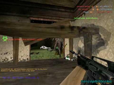Counter Strike Modo Zombie
