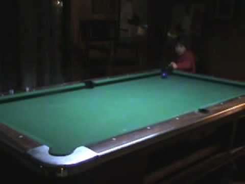 How to Play Billiards, Set Pause Finish