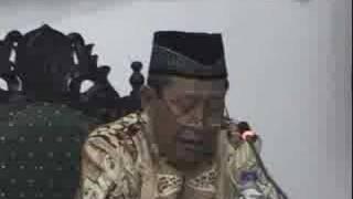 Debat Terbuka NU - Wahabi Part 6