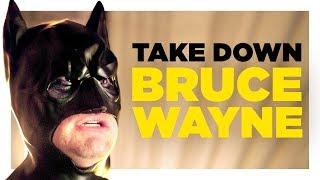 Bruce Wayne is the Real Criminal