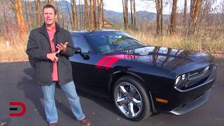 2013 Dodge Challenger R/T Review on Everyman Driver videos