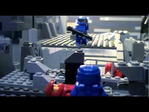 Lego Halo: Ambush