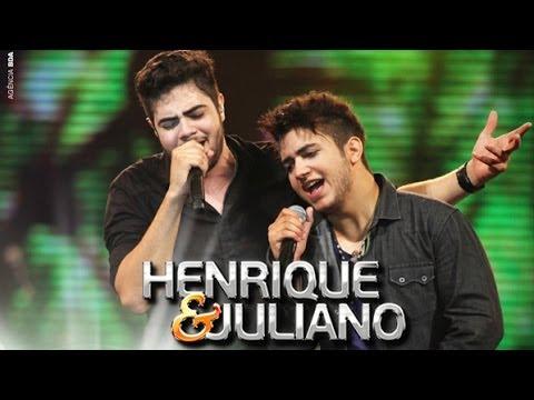 Henrique e Juliano - Meu Nome é Solidão (Lançamento 2014)